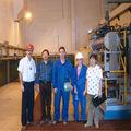 La electrólisis del agua de mar anti- ensuciar para máquinas de la planta de energía