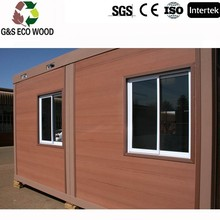 Cheap Price Eco Friendly Decorative Wood Plastic Composite Wall Cladding Outdoor WPC Wall Panel