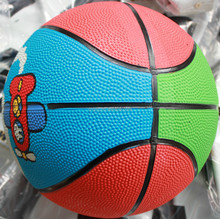 Quality promotional new design women rubber basketball
