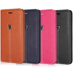 Xundd Retro Magnetic Leather Case for iPhone 6 Plus