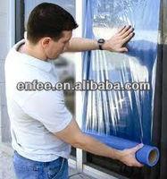PE Masking Film for Window Glass--Glass Mask Film--UV Resistant Film