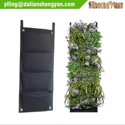 Flora Felt Living Wall Planter Vertical Garden