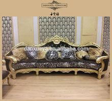 New fashion velvet sofa flocked fabric sofa,luxury fabric sofa