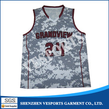 Wholesale Reversible Basketball Jerseys