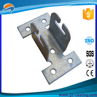 Stainless steel U bracket from Alibaba China trade assurance stamping parts supplier