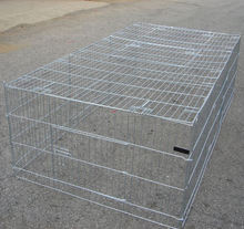 Custom rabbit hutch run Extra large rabbit chicken run cage Big pet rabbit playpen