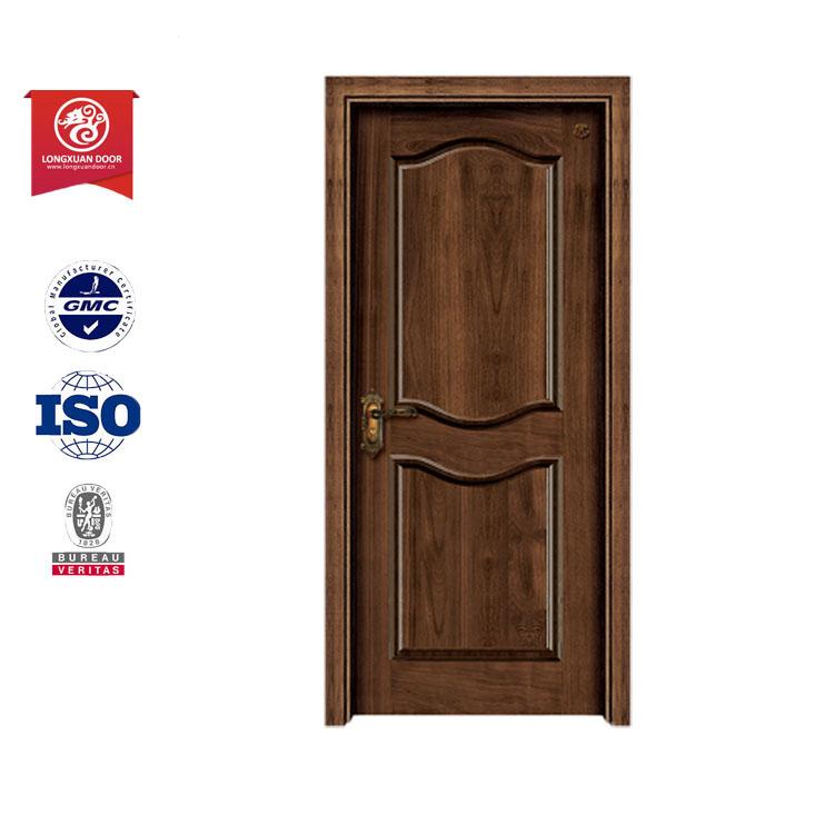 Best quality plywood door interior design steel door metal for Quality door design