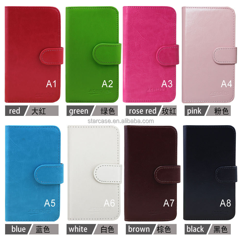 Factory Price Wholesale For Lenovo A536 Flip Leather