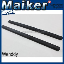 Side step bar nerf bar For Jeep Wrangler JK 2007+ 4doors side step 4x4 parts jeep wrangler accessories from maiker manufacturer