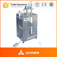 GGY Silica gel/adhesive/silicone sealant filling and press capping machine