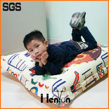 coustom printed baby lazy boy sofa bed