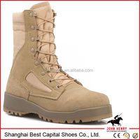 waterproof insulated toe work boot\military shoes\steel toe