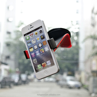 360 Degree Rotating Automobiles Mount Holder Bracket Stand Sucker Car Phone Holder for Cellphone iPhone Samsung GPS Universal