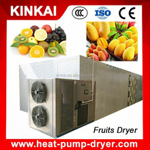 Electric Heating System Fruits Dryer For Dried Mango Pineapple Fruits
