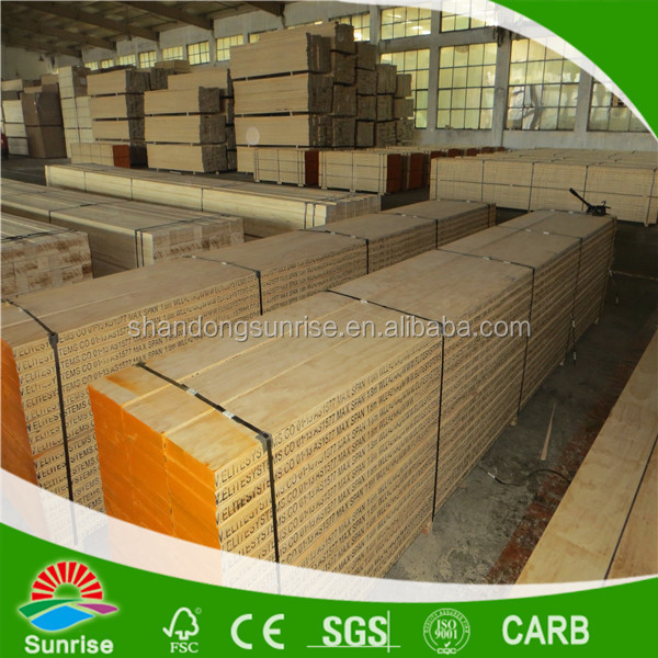 Laminated lvl scaffold planks scaffolding