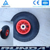 small rubber wheels for hand trolley