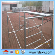 Q235 Ladder Scaffolding for sale /building