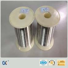 Stainless steel microfilament