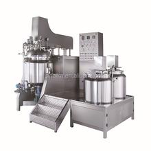 200L vacuum homogenizer and emulsifying machine for whitening cream