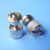 custom made stainless steel removable panel fasteners