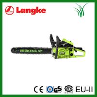greec cut chainsaw, portable pocket chainsaw, 58cc gasoline chainsaw
