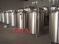 GSTA 4 hl sanitary stainless steel fermenter customized with temperature control