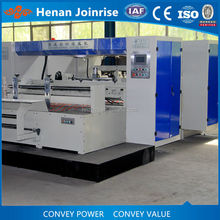Automatic electrical One-off indentation forming corrugate carton board creasing machine with ISO/BV
