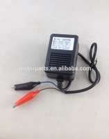 50cc to 125CC 12V 1A DC or AC adapter for motrocycle battery charger scooter atv with CE approved