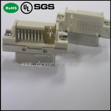 Right Angle DVI 24+1 female connector Solder Type,Right Angle DVI connector