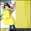 fabricação 20d windproof tecido de nylon para blusão
