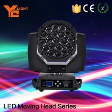 RoHS Certified Stage Equipment Producer Cheap Price Wash Led Moving Head Zoom