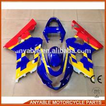 2015 good quality new popular GSXR600/750 2004 2005 motorcycle fairing gsxr 600/750
