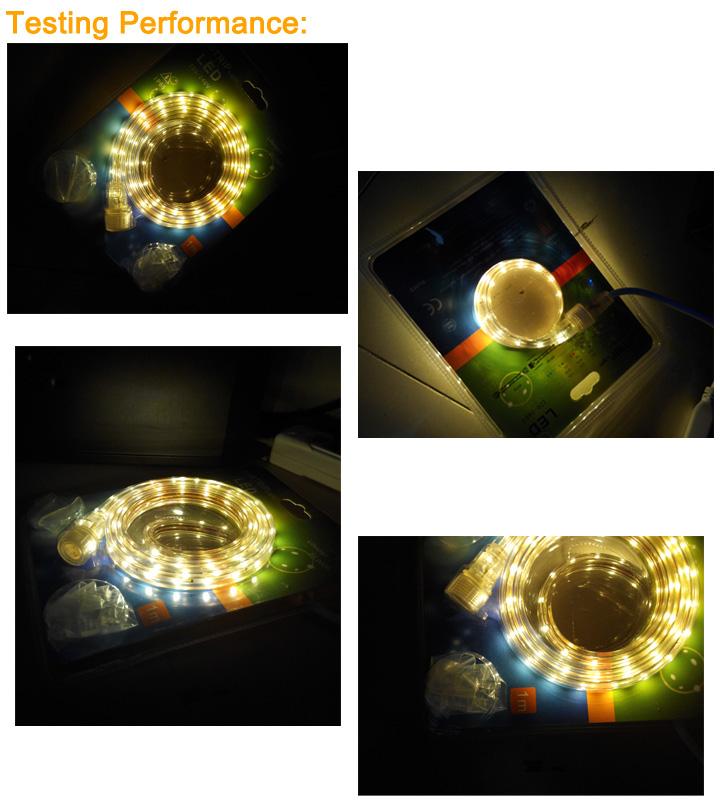 220V LED Strip light
