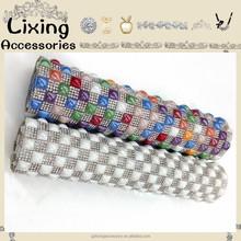 Fashion high quality garment accessories Adhesive Rhinestones Sheets
