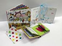 Cartoon Children POP UP Book with different Design