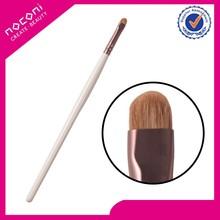 Noconi High Quality Custom Animal Sable Hair Small Eyeshadow Makeup Single Brush