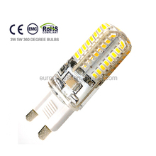 3W SMD3014 G9 LED light lamp
