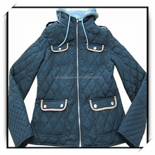 wholesale women quilted jacket down jacket for the winter