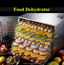 Household food dehydrator /Freeze dehydrator with 10 trays