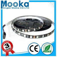 MSPR50504 Best Sale 4.8W Energy Saving 5050 RGB 12V 5m 5050 smd rgb led strip ws2811