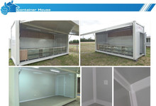 flexible assemble container dormitory house