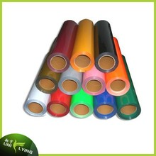 Iron on transfer vinyl heat transfer vinyl film PU hot transfer film