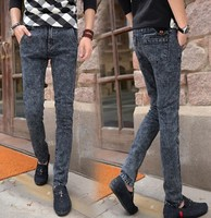 branded mens jeans 2015 pencil cut jeans from China jeans factory