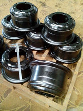 engineering and forklift truck wheel rims