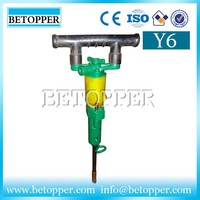 Factory price hand drilling rig