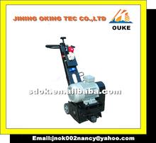 Buy a discount! OK-300E surface scarifying,7.5KW Electric epoxy floor paint,300mm Working width asphalt milling machine