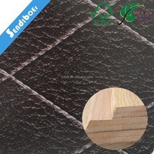 5mm wood grain kitchen furniture fire rated mdf