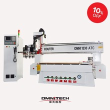 Automatic tools changing cnc router,best wood working cnc router machine,atc cnc router