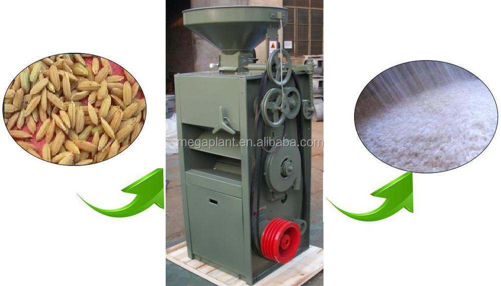 How Rice Milling Machine Work Mini Rice Mill Machine