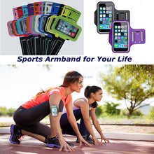 2015 New Product High quality armband , sport armband for iphone 6